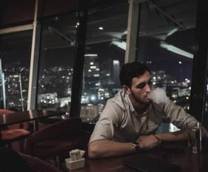 Il ristorante 'girevole' all'ultimo oiano della modernissima Sky Tower