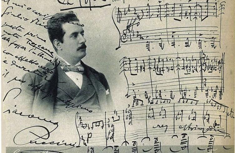Cartolina a Giulio Ricordi. Dall'Epistolario di Giacomo Puccini (Per gentile concessione di Olschki editore)