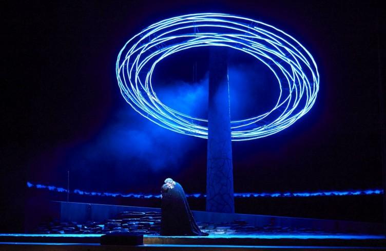 Tristan und Isolde Credits: Wiener Staatsoper / Michael Poehn