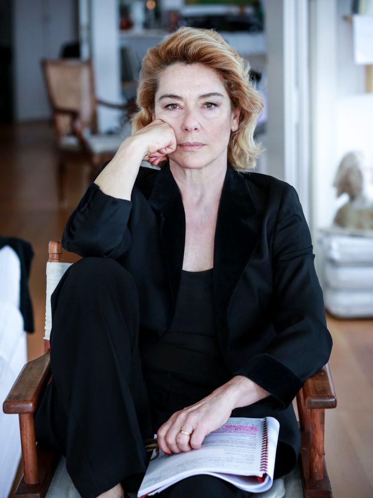 Monica Guerritore. Ph Azzurra Primavera