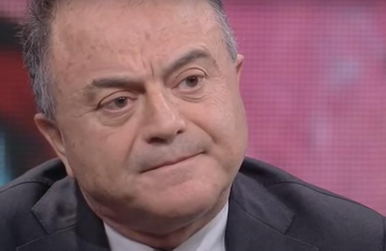 Il giudice Nicola Gratteri impegnato nel processo all'Ndrangheta