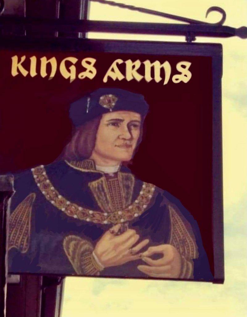 L'insegna del pub King's di York