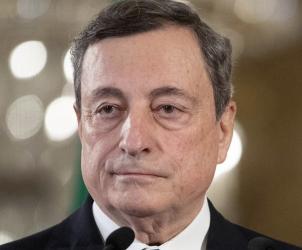Mario Draghi - Presidente del Consiglio